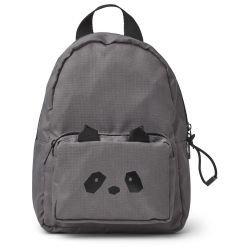 Petit sac à dos | Panda gris