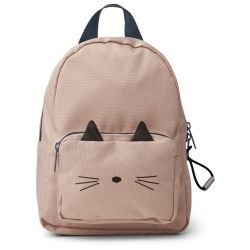 Petit sac à dos | Chat rose