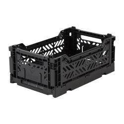 Caisse pliable Noir - Mini