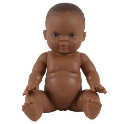 Poupée Fille Afrique yeux...