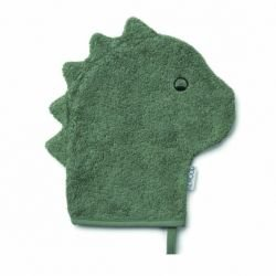 Gant de toilette | Dinosaure