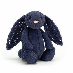 Lapin Bleu étoiles Stardust...