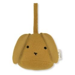 Suspension lapin moutarde