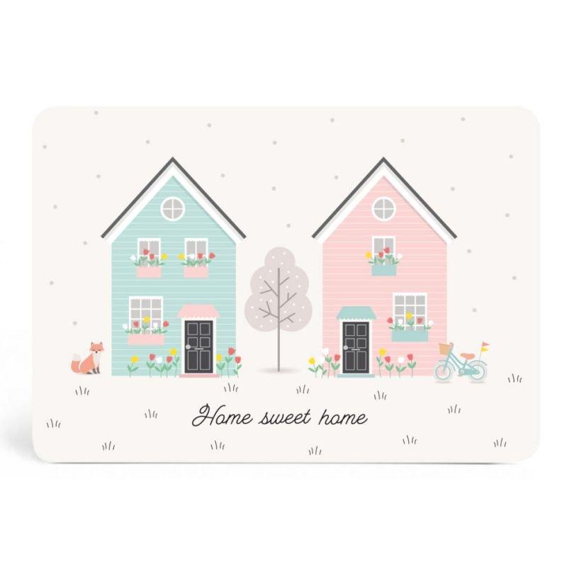 Carte Maisons