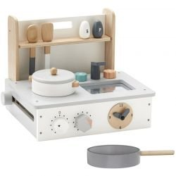 Mini cuisine en bois