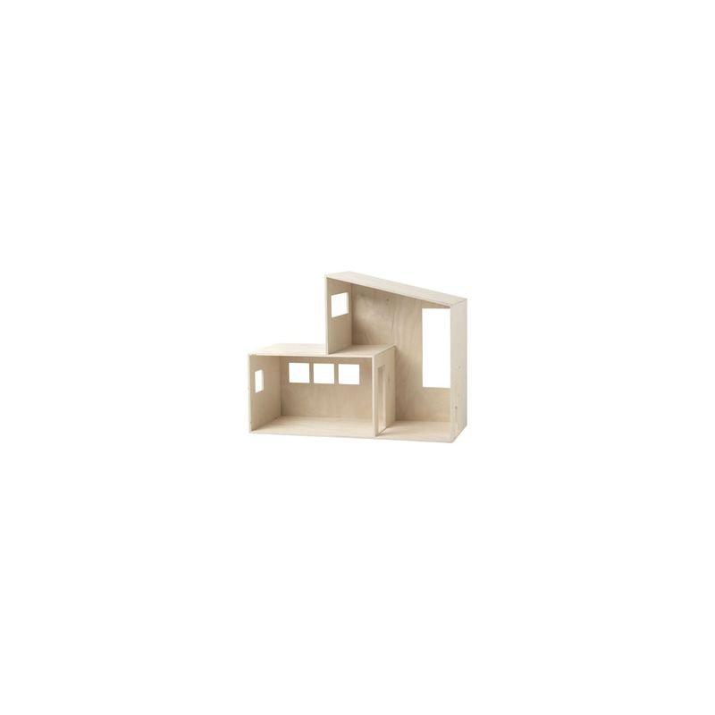 Maisonnette en bois