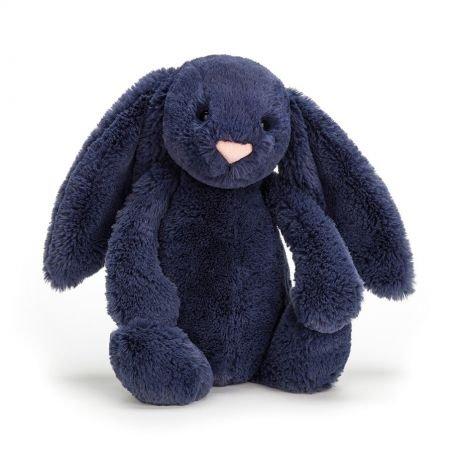 Lapin Bleu Bashful 31 cm