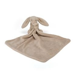 Doudou lapin beige soother