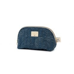 Trousse Holiday Bubble bleu nuit