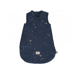 Gigoteuse étoiles dorées bleu nuit 0 - 6 mois (copie)