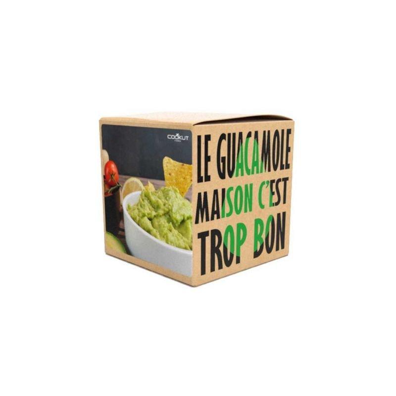 Ustensiles pour guacamole parfait
