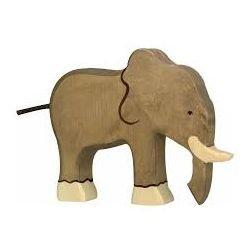 Elephant en bois