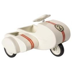 Scooter sidecar metal pour souris