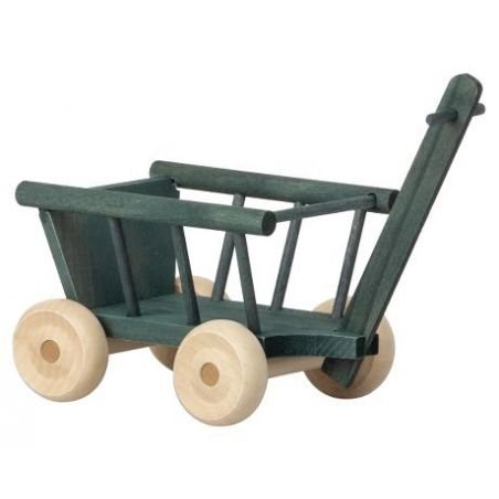 Petit chariot pétrole
