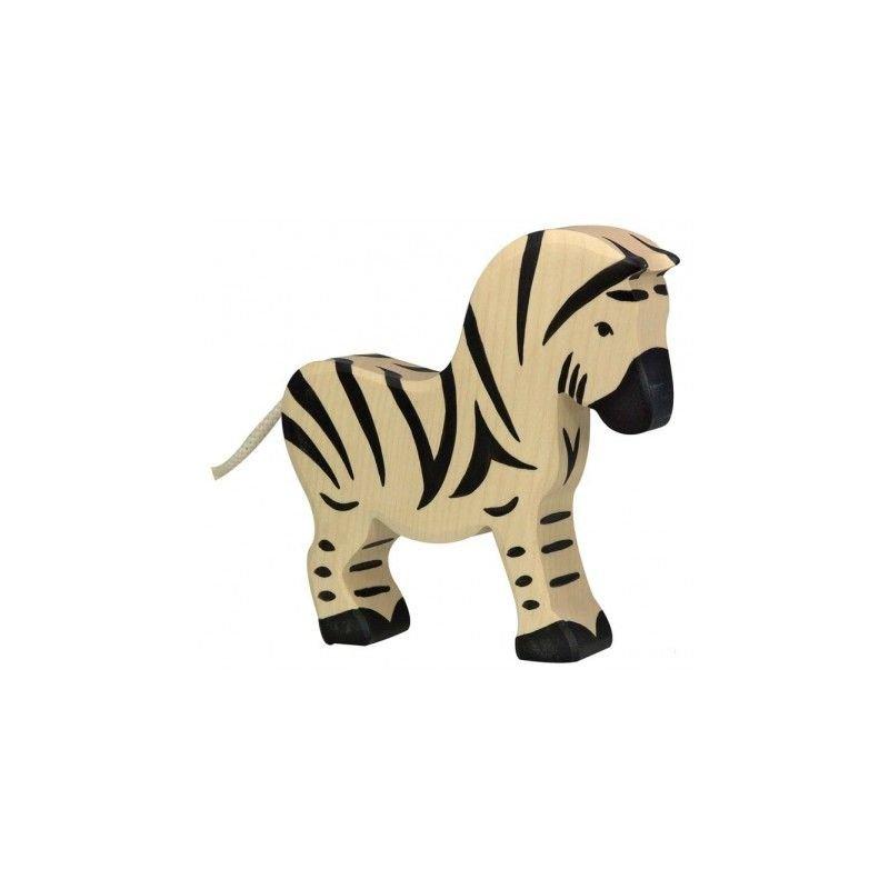 Zebre en bois