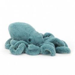 Calamar bleu