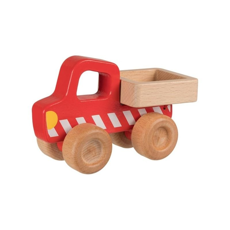 Petit camion benne