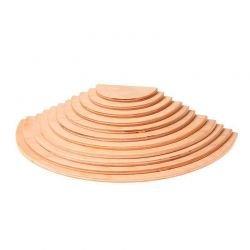Demi Cercles en bois