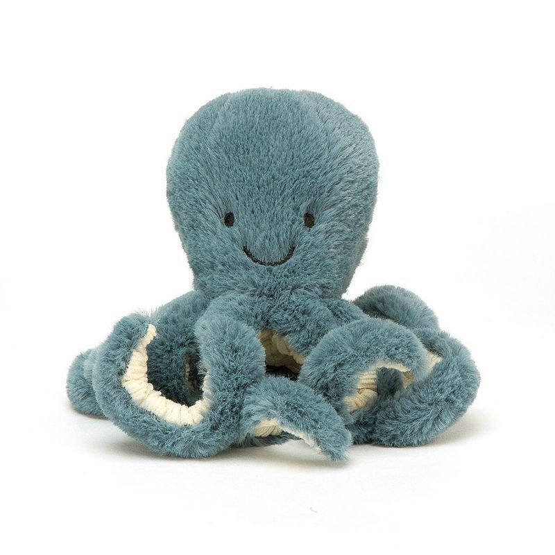 Bébé pieuvre 14 cm | Pétrôle