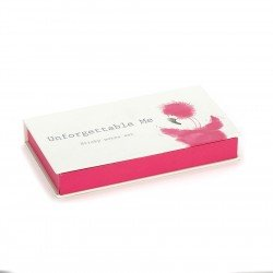 Boîte fermée de 3 bloc-notes Flamant rose par Jellycat