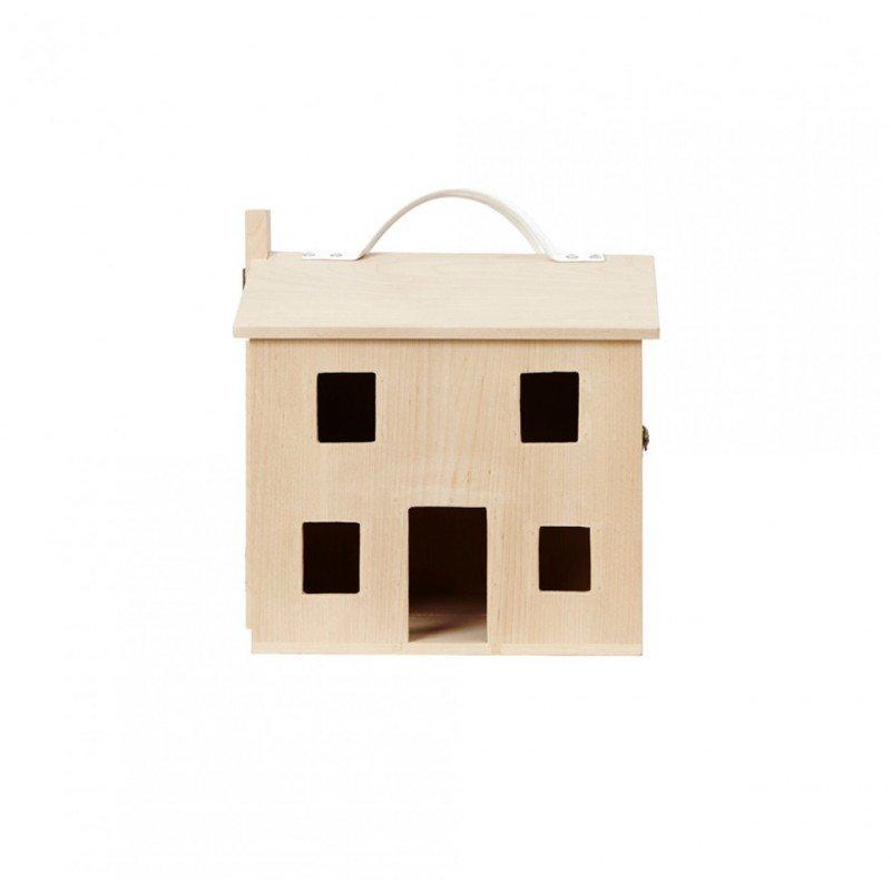 Maison de poupée Holdie par Olliella