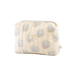 Trousse de toilettes Travel Naturel plumes  (Gatsby)