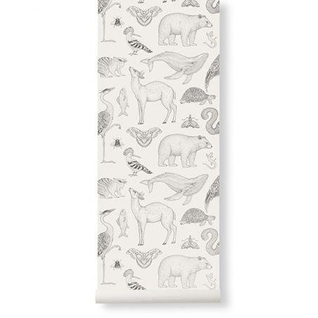 Papier peint animaux