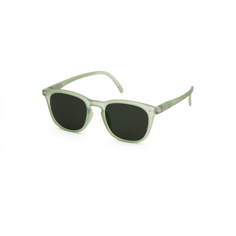Lunettes de soleil junior 5-10 ans Vert clair translucide (E) (copie)