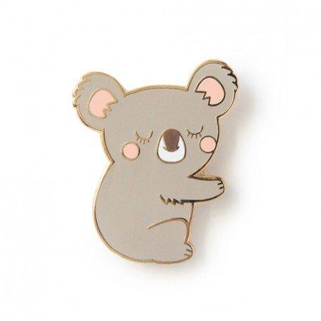 Pin's Koala par Zü