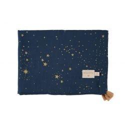 Couverture d'été Bleu nuit étoiles