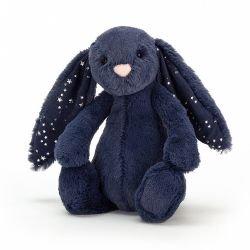 Petit lapin bleu Stardust...