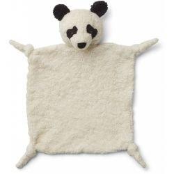 Doudou en coton bio | Panda