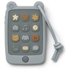 Téléphone en silicone à...