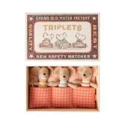 Souris triplets