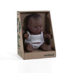 Mini poupée Africaine fille