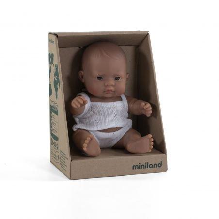Mini poupée Latino fille