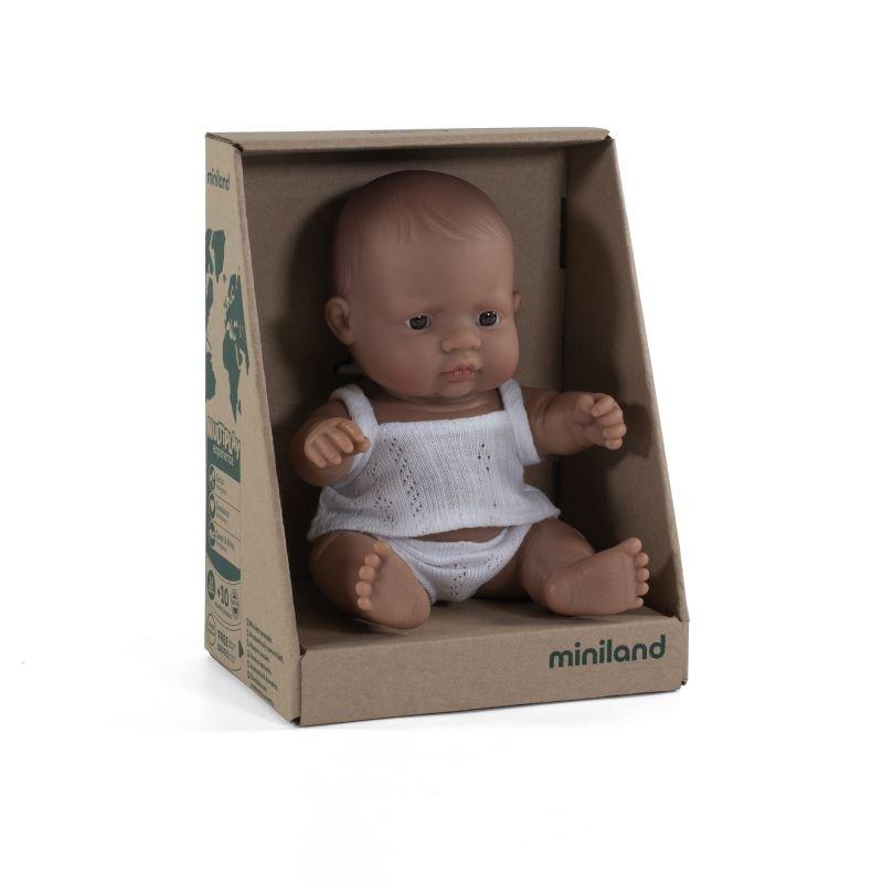 Mini poupée Latino garçon