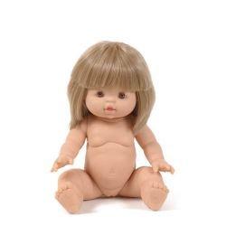 Poupée fille blonde Zoé