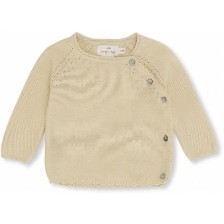 Cardigan en coton Lemon