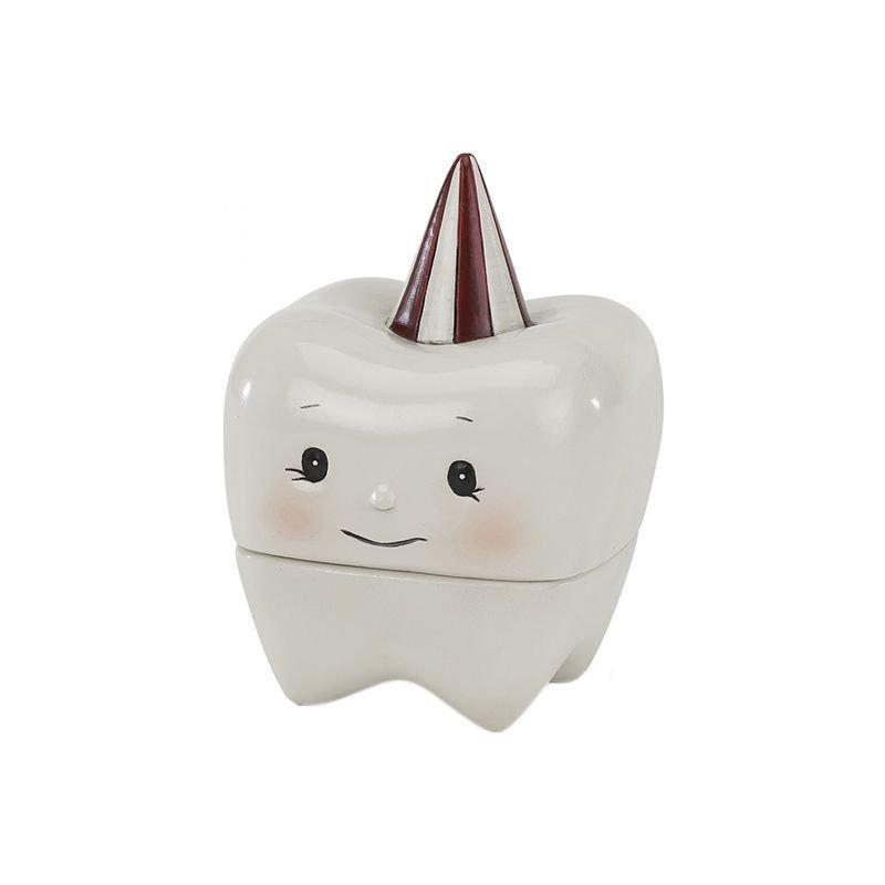 Boite à dents en céramique