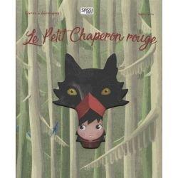 Le petit chaperon rouge - livres découpés