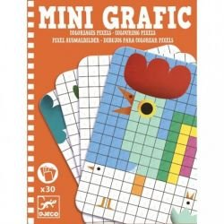 Mini grafic - coloriages pixel