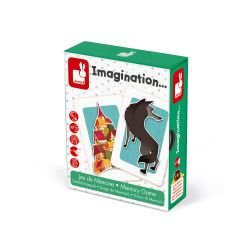 Jeu de cartes Imagination