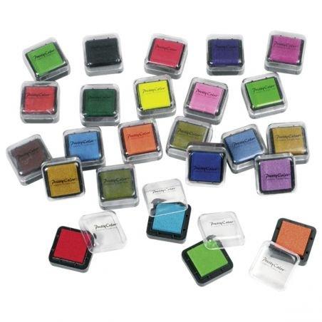 Coussin d'encre coloris aléatoire