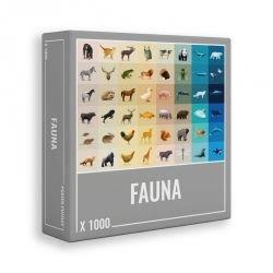 Puzzle Fauna 1000 pièces