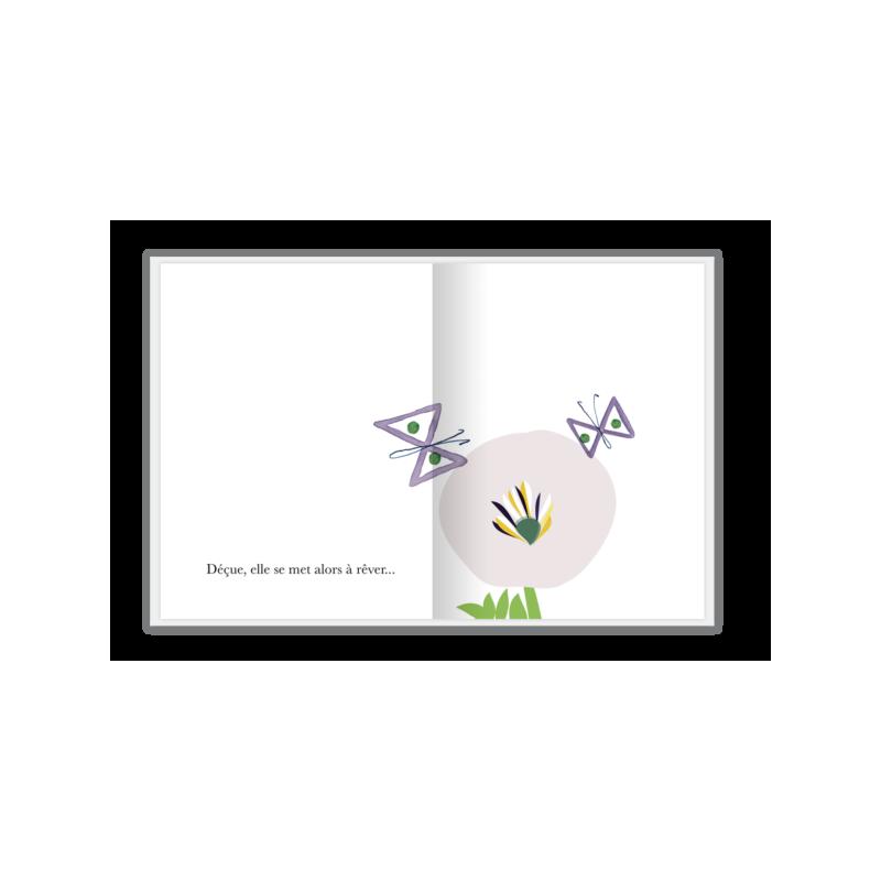 La drôle de fleur