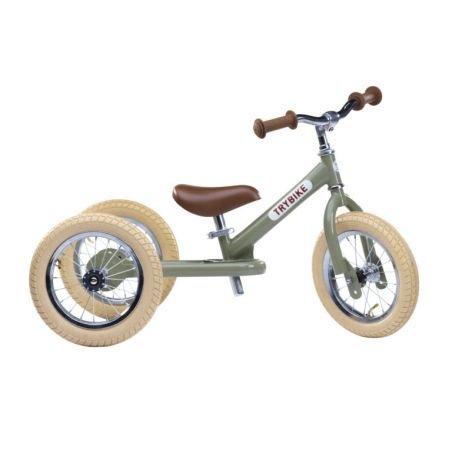 Draisienne-Tricycle Vert