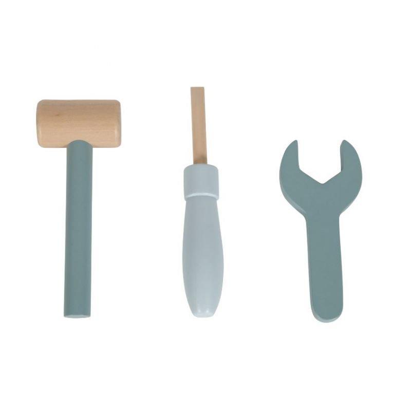 Boite à outils | Bleu