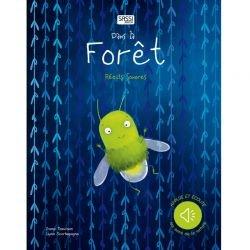 Livre sonore : Dans la forêt