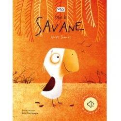 Livre sonore : Dans la savane